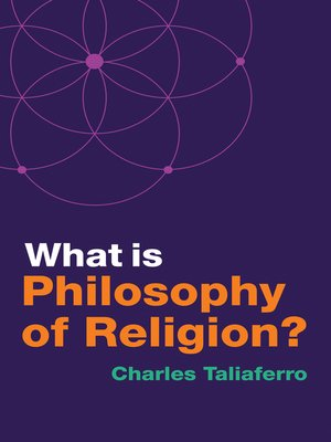 cover image of What is Philosophy of Religion?