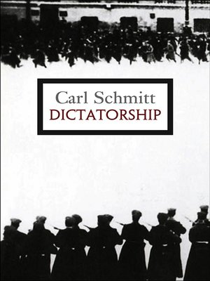 cover image of Dictatorship
