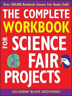 cover image of The Complete Workbook for Science Fair Projects