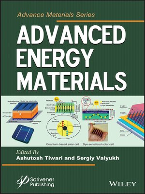 cover image of Advanced Energy Materials