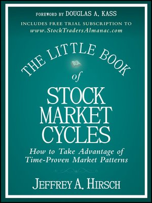 cover image of The Little Book of Stock Market Cycles