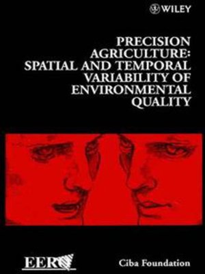 cover image of Precision Agriculture