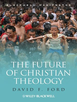 cover image of The Future of Christian Theology