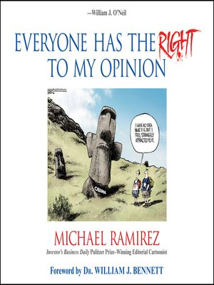 cover image of Everyone Has the Right to My Opinion