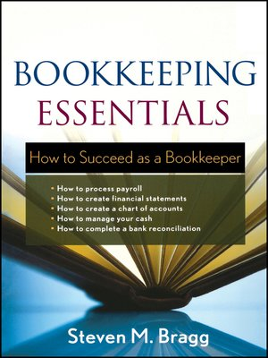 cover image of Bookkeeping Essentials