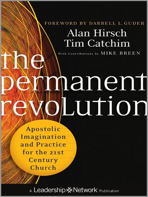 cover image of The Permanent Revolution