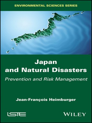 cover image of Japan and Natural Disasters