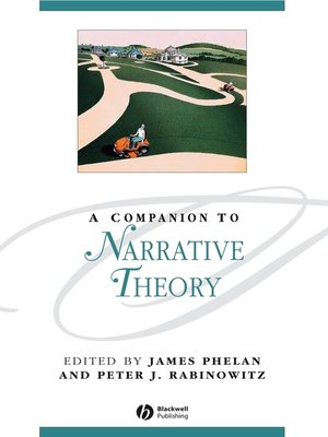 cover image of A Companion to Narrative Theory