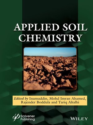 cover image of Applied Soil Chemistry