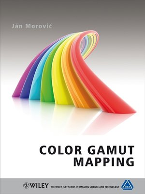 cover image of Color Gamut Mapping