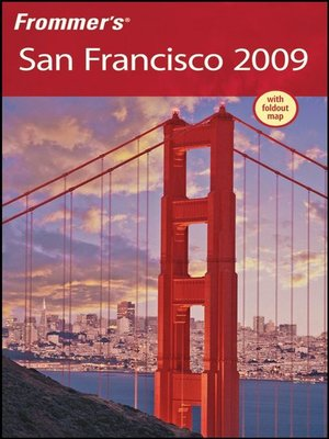 cover image of Frommer's San Francisco 2009