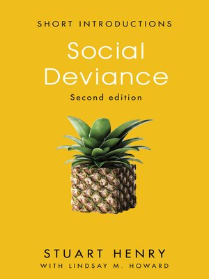 cover image of Social Deviance