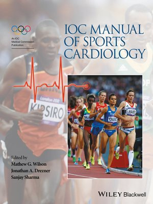 cover image of IOC Manual of Sports Cardiology