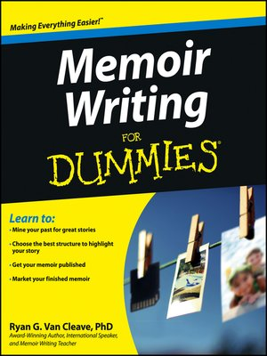 cover image of Memoir Writing For Dummies