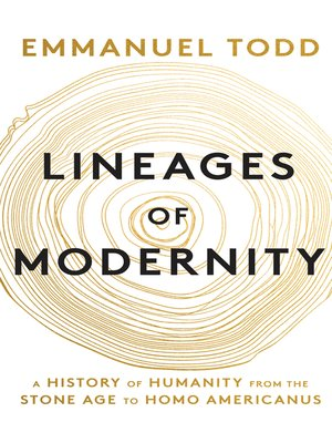 cover image of Lineages of Modernity