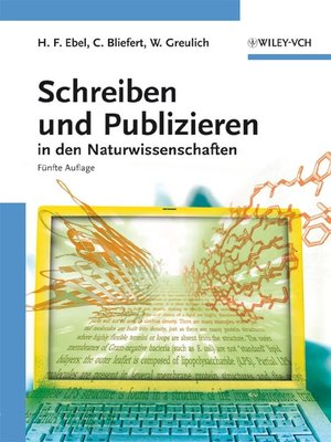 cover image of Schreiben und Publizieren in den Naturwissenschaften