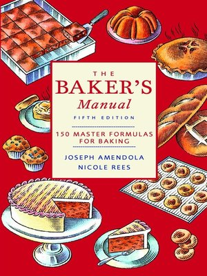 cover image of Baker's Manual