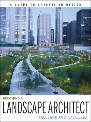 cover image of Becoming a Landscape Architect