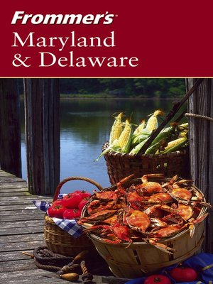 cover image of Frommer's Maryland & Delaware
