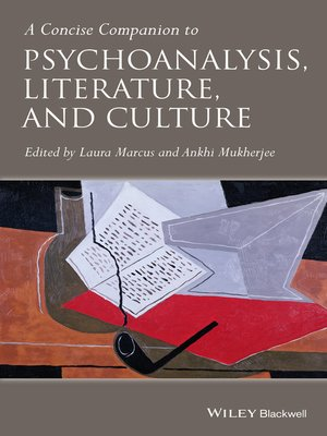 cover image of A Concise Companion to Psychoanalysis, Literature, and Culture