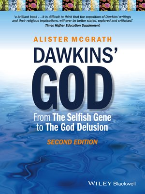 cover image of Dawkins' God