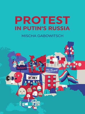 cover image of Protest in Putin's Russia