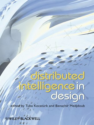 cover image of Distributed Intelligence In Design