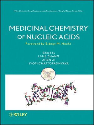 cover image of Medicinal Chemistry of Nucleic Acids