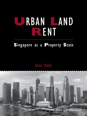 cover image of Urban Land Rent
