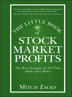 cover image of The Little Book of Stock Market Profits