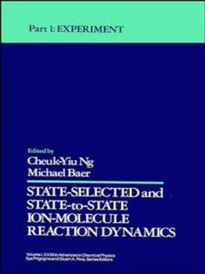cover image of Advances in Chemical Physics, Experiment