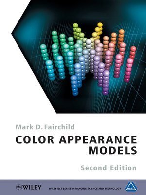 cover image of Color Appearance Models