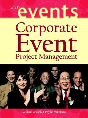 cover image of Corporate Event Project Management
