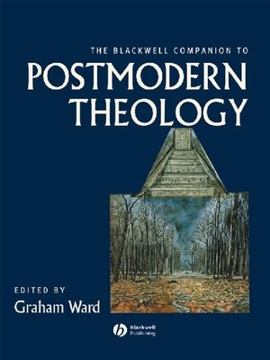 cover image of The Blackwell Companion to Postmodern Theology