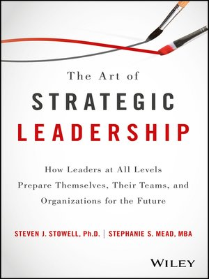cover image of The Art of Strategic Leadership