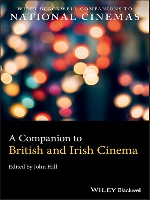 cover image of A Companion to British and Irish Cinema