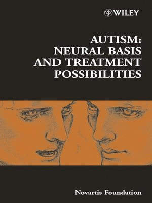 cover image of Autism