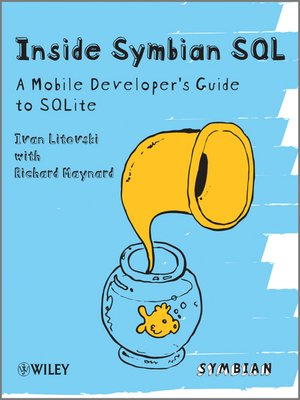cover image of Inside Symbian SQL