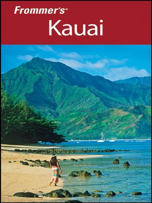 cover image of Frommer's Kauai