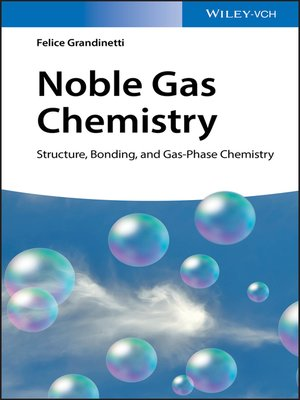 cover image of Noble Gas Chemistry