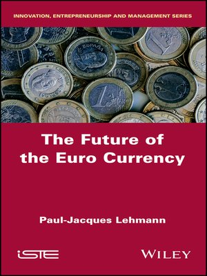 cover image of The Future of the Euro Currency