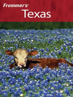 cover image of Frommer's Texas