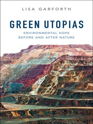cover image of Green Utopias