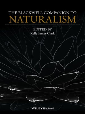 cover image of The Blackwell Companion to Naturalism