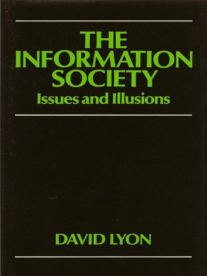 cover image of The Information Society