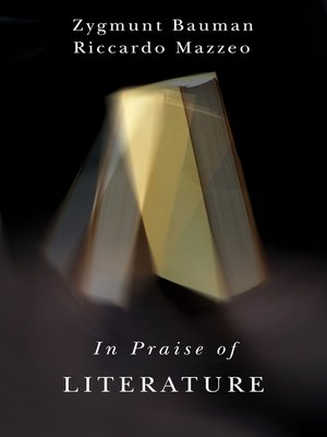 cover image of In Praise of Literature