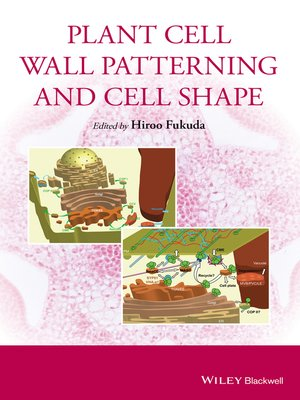 cover image of Plant Cell Wall Patterning and Cell Shape