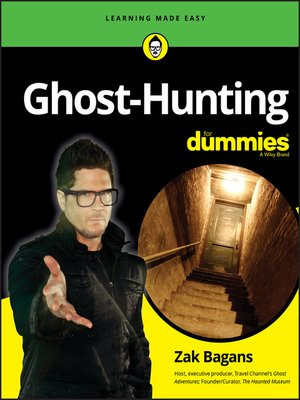 cover image of Ghost-Hunting For Dummies