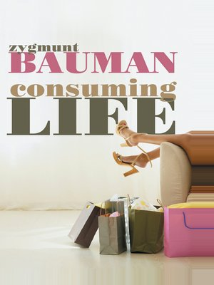 cover image of Consuming Life