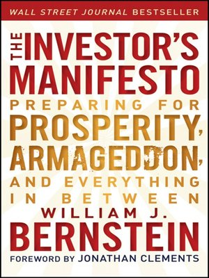 cover image of The Investor's Manifesto